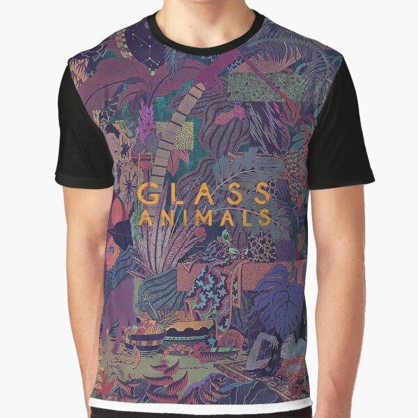 Glass Animals Zaba Graphic T-Shirt