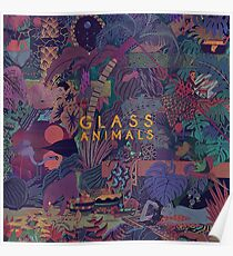 Glass Animals Zaba Poster
