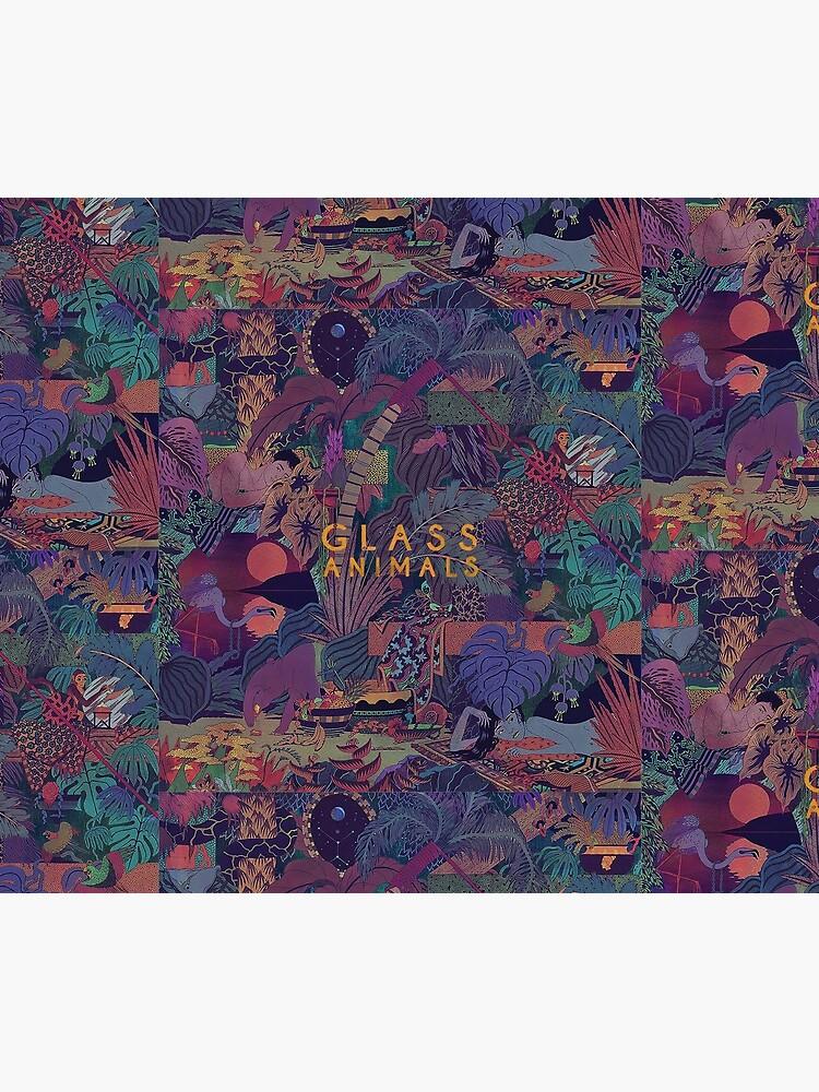 Glass Animals Zaba by transprince