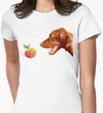 Vizsla  Womens Fitted T-Shirt