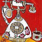 Telefon & Tee von RobynLee