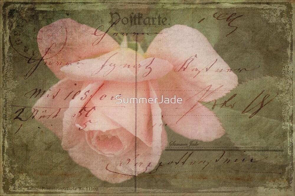 Faded Love ~ I Still Think of You...  by SummerJade