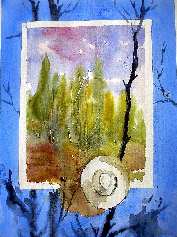 A country card (Una cartolina dalla campagna) by miriam17