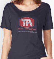 TRANS AMERICAN (Airplane!) Women's Relaxed Fit T-Shirt