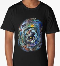 Psychedelic Space  Long T-Shirt