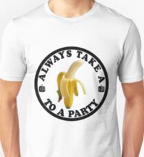 Always Take a Banana to a Party T-Shirt