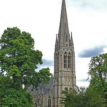 St Mary's Church, Stoke Newington by grmahyde