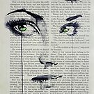 new bones (limited edition print) by Loui  Jover
