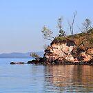 Rocky Headland by Keith G. Hawley