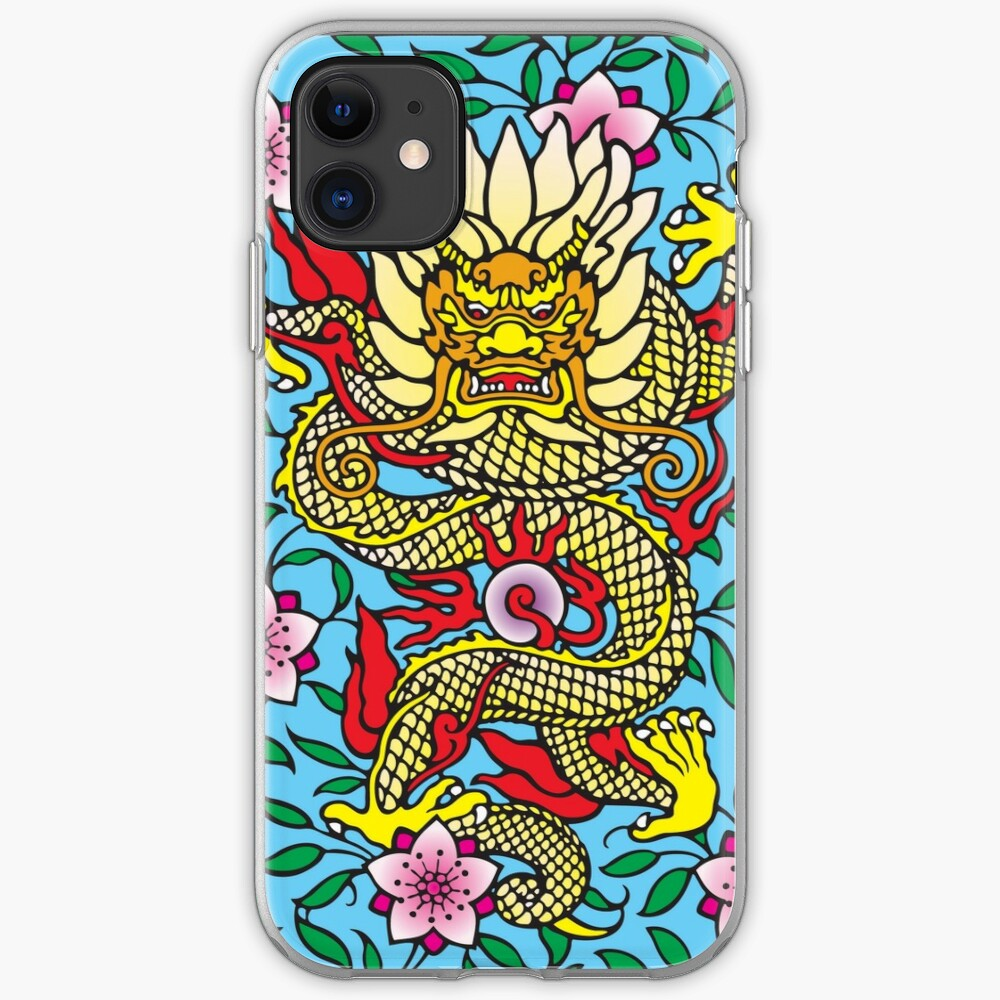 Chinese Dragon iPhone Case & Cover