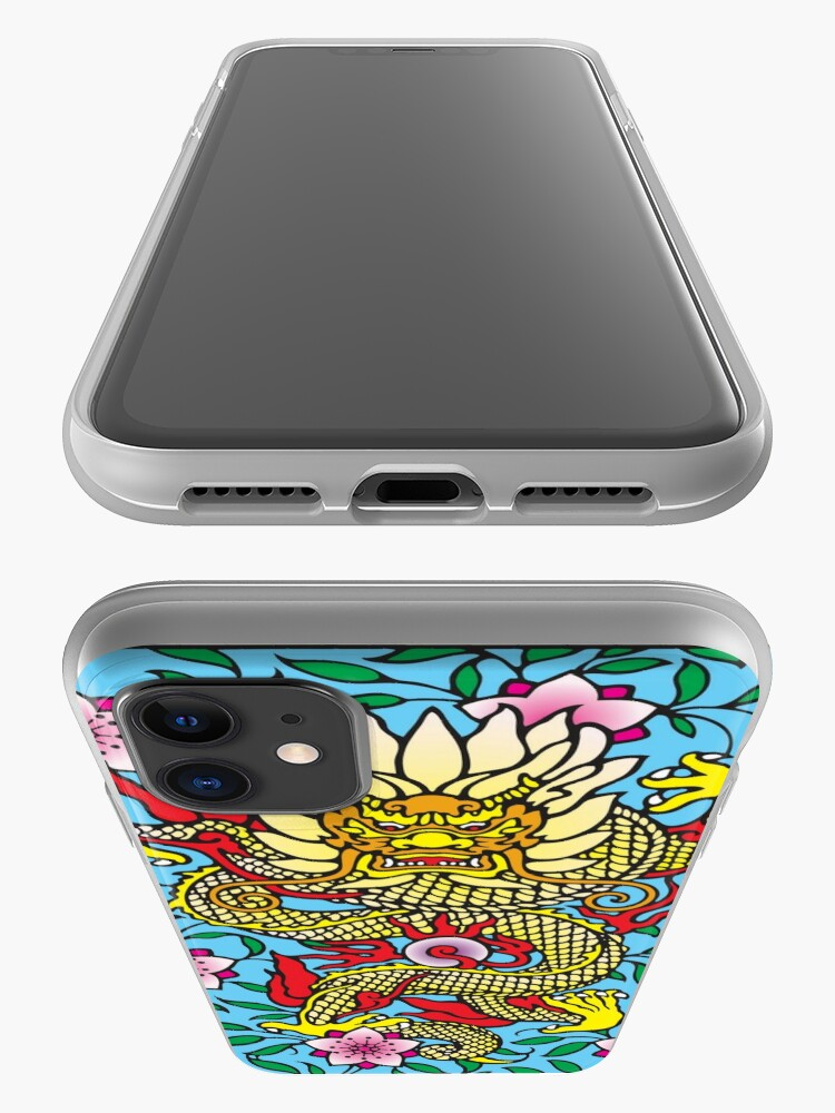 Alternate view of Chinese Dragon iPhone Case & Cover