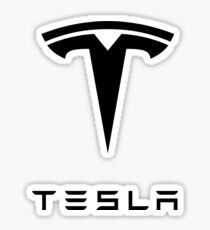 new tesla motors Sticker
