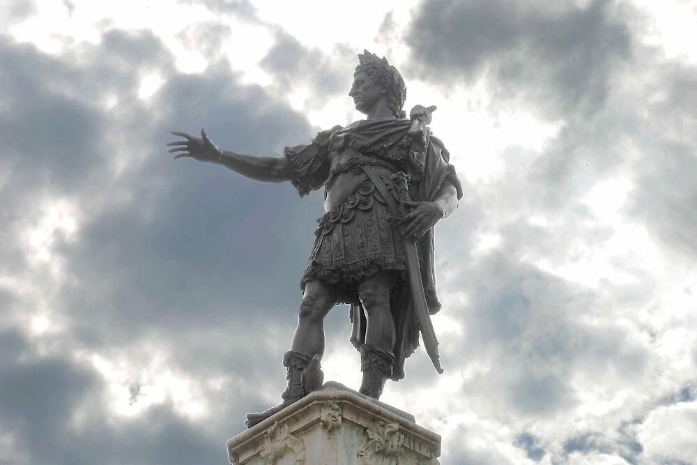 Emperor Augustus by Arie Koene