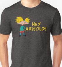 Hey Arnold! Distressed T-Shirt