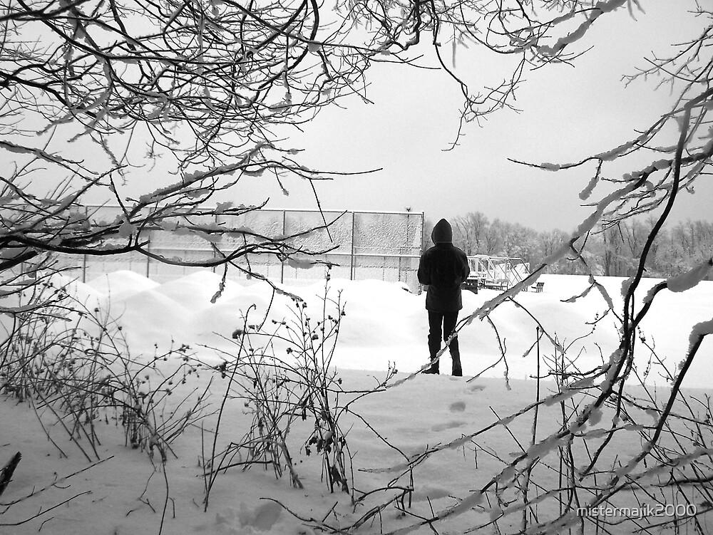 alone by mistermajik2000
