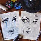 prints (handmade)  by Loui  Jover