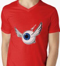 fleyeball - no text Mens V-Neck T-Shirt