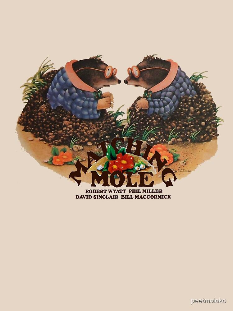 Matching Mole Self Titled | Unisex T-Shirt