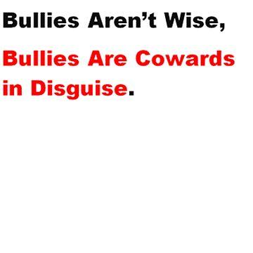 Anti-Bullying: Shame the Bully T-Shirt by toppco
