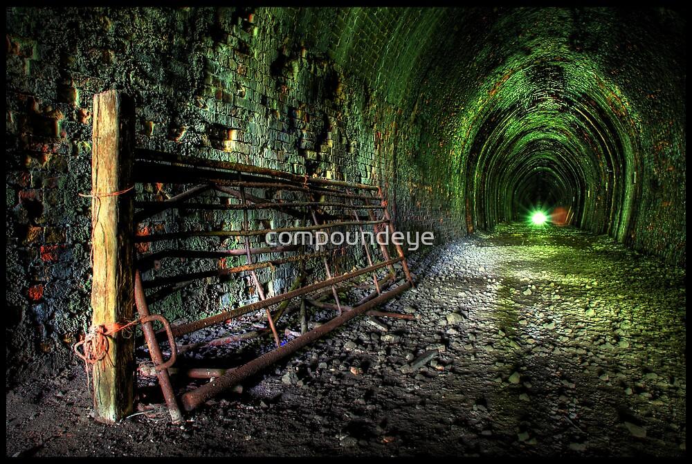 Benniworth Tunnel by compoundeye