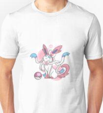 Pokemon Sylveon Art Work T-Shirt