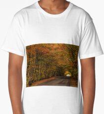 Autumn Colours Long T-Shirt
