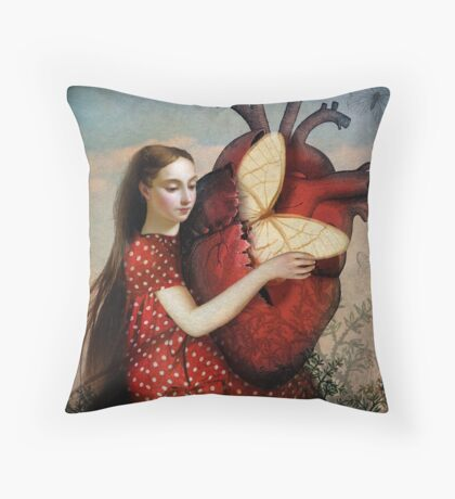 Only for You Throw Pillow