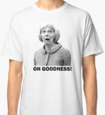 Theresa May Swearing - Oh Goodness! (Fields of Wheat) Classic T-Shirt