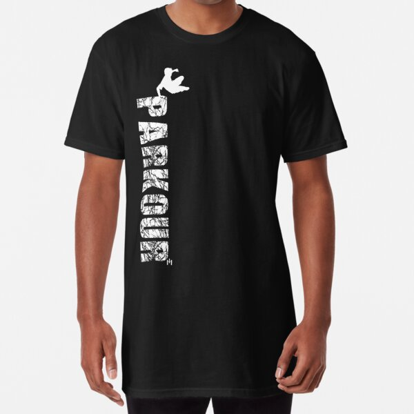 All I Care About Is Parkour et comme 3 personnes Kids T-Shirt-Free Running-Run