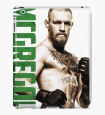 McGregor iPad Case/Skin