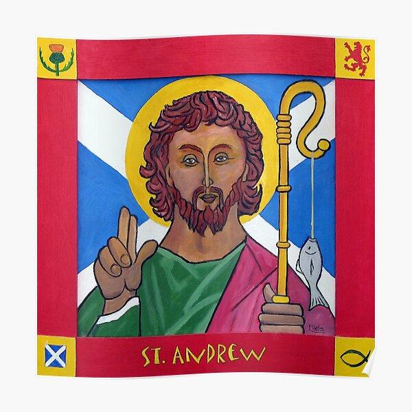Saint ANDREW Poster