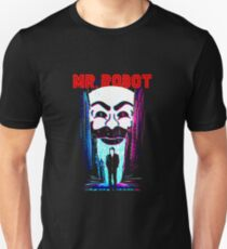 Mr. Robot Unisex T-Shirt