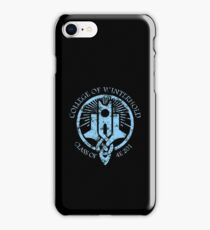 College of Winterhold iPhone Case/Skin