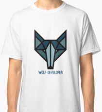 Wolf developer Classic T-Shirt
