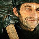 The Woodman by Zoltan Madacsi