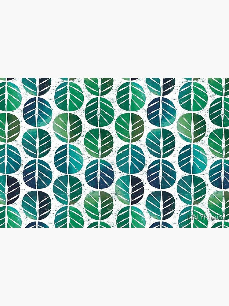 i love Green Leaf by MeganLIN