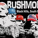 Rushmore by EyeMagined