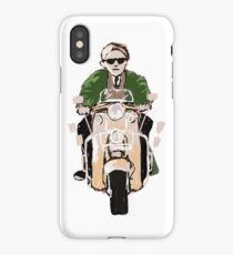 Mod On Scooter iPhone Case/Skin