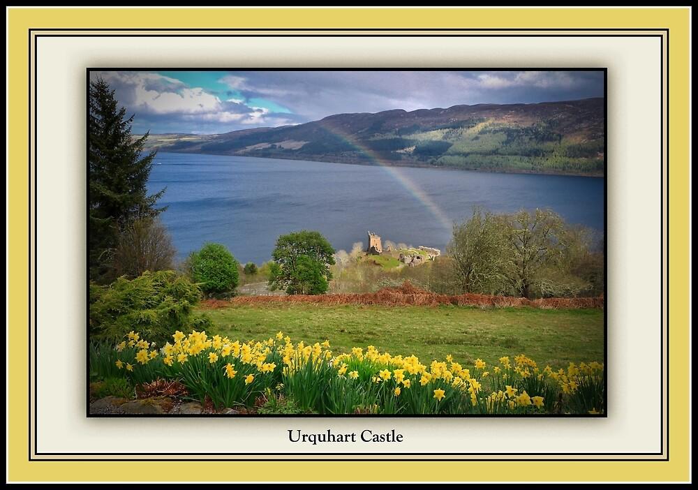 Urquhart Castle, Loch Ness, Scotland. by jocher