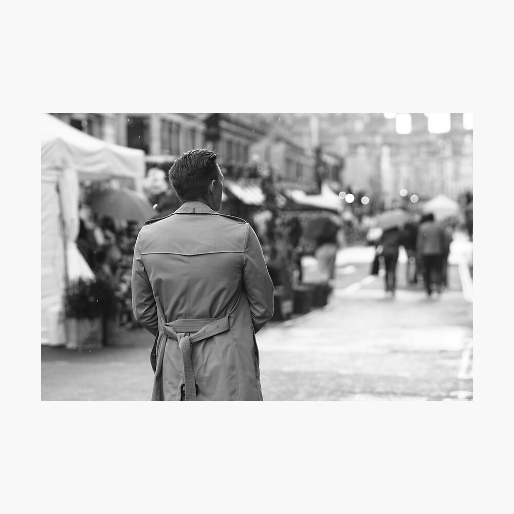 REGENT STREET, LONDON - 2017 Photographic Print