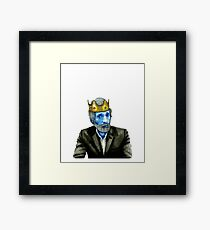 The Lonely Guy Framed Print