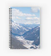 Mountain Views Spiral Notebook