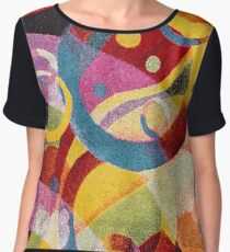 Cosmic Women's Chiffon Top