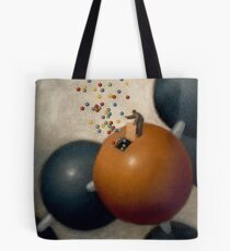 Particle Physics Tote Bag