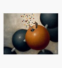 Particle Physics Photographic Print