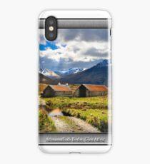 Athnamulloch Bothy, Glen Affric. iPhone Case/Skin