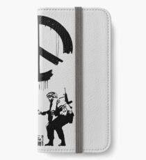 Banksy CND iPhone Wallet/Case/Skin