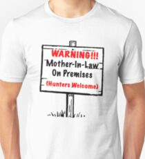 Mother-In-Law Tee Unisex T-Shirt