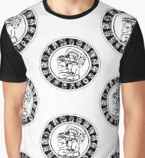 Mesoamerica - calendar bw Graphic T-Shirt