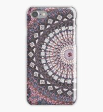 Om Mandala Lavender iPhone Case/Skin